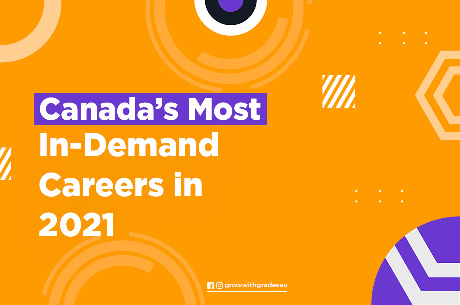 Canada's Most In-Demand Careers in 2021